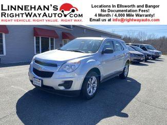 2013 Chevrolet Equinox in Bangor, ME