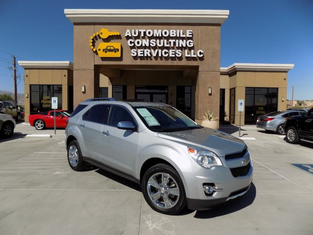 2013 Chevrolet Equinox LTZ in Bullhead City, AZ 86442-6452