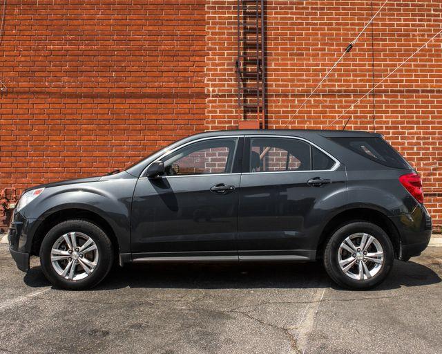 2013 Chevrolet Equinox LS Burbank, CA 4