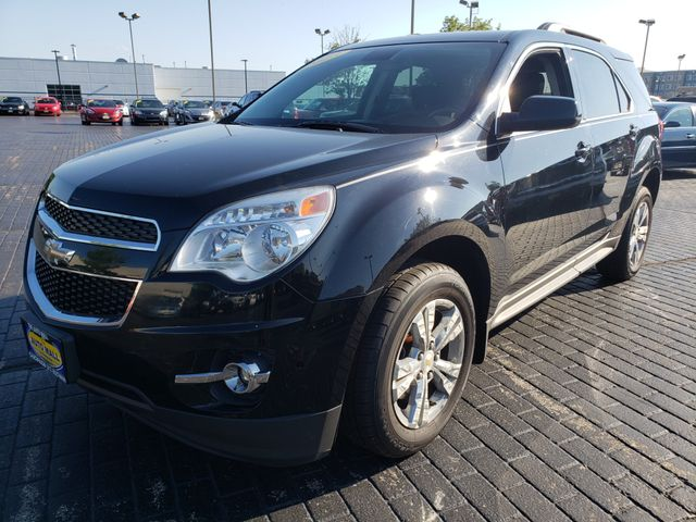 2013 Chevrolet Equinox LT   Champaign, Illinois   The Auto Mall of Champaign in Champaign Illinois