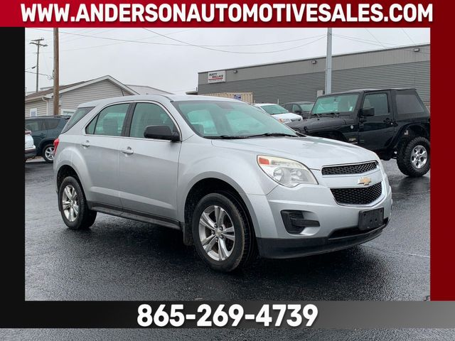 2013 Chevrolet Equinox LS in Clinton, TN 37716