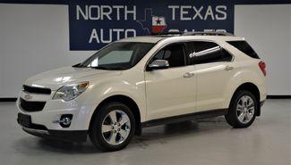 2013 Chevrolet Equinox LTZ Nav,Sunroof, Tow PKG in Dallas, TX 75247