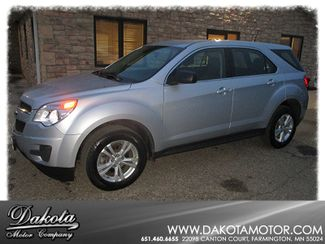 2013 Chevrolet Equinox LS Farmington, MN 0