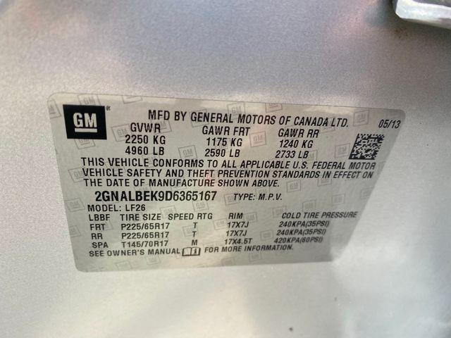 2013 Chevrolet Equinox LS Hoosick Falls, New York 7