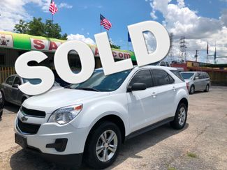 2013 Chevrolet Equinox LS HOUSTON, TX