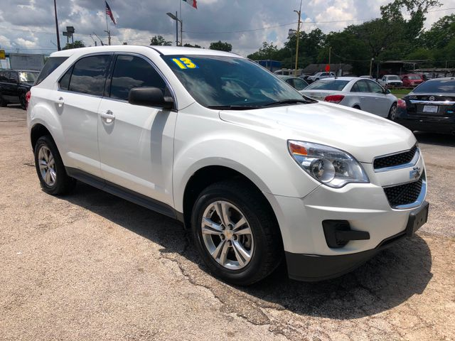 2013 Chevrolet Equinox LS Houston, TX 2