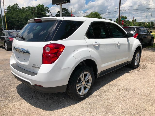 2013 Chevrolet Equinox LS Houston, TX 3