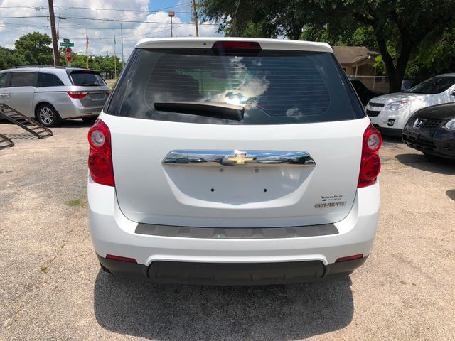 2013 Chevrolet Equinox LS Houston, TX 4