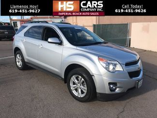 2013 Chevrolet Equinox LT Imperial Beach, California
