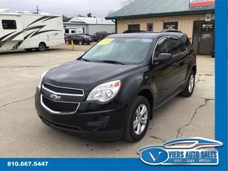 2013 Chevrolet Equinox LT in Lapeer, MI 48446