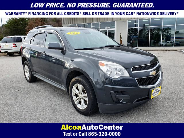 2013 Chevrolet Equinox LT w/Sunroof