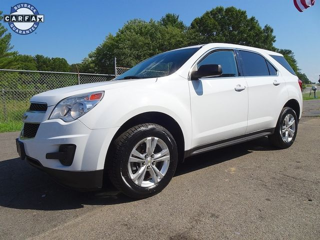 2013 Chevrolet Equinox LS Madison, NC 6