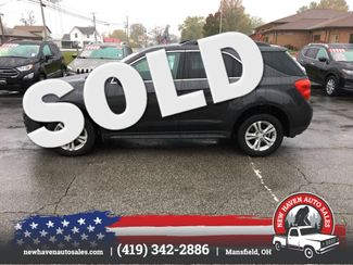 2013 Chevrolet Equinox LT AWD in Mansfield, OH 44903