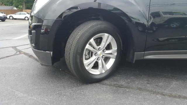 2013 Chevrolet Equinox LT Richmond, Virginia 17
