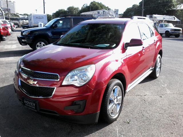2013 Chevrolet Equinox LT San Antonio, Texas 1