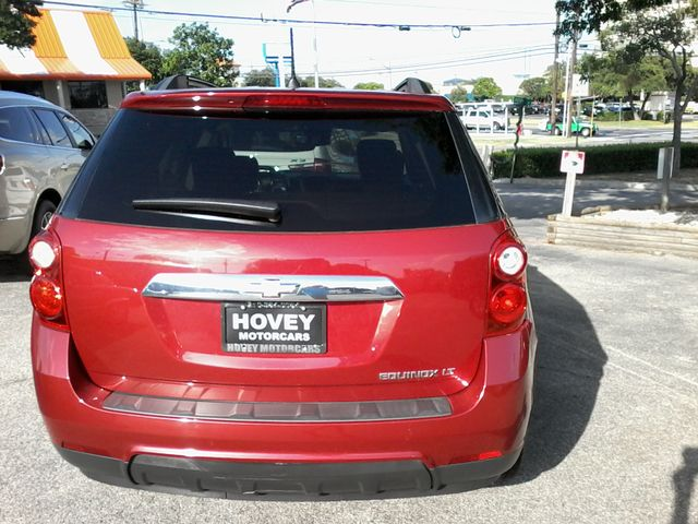 2013 Chevrolet Equinox LT San Antonio, Texas 4