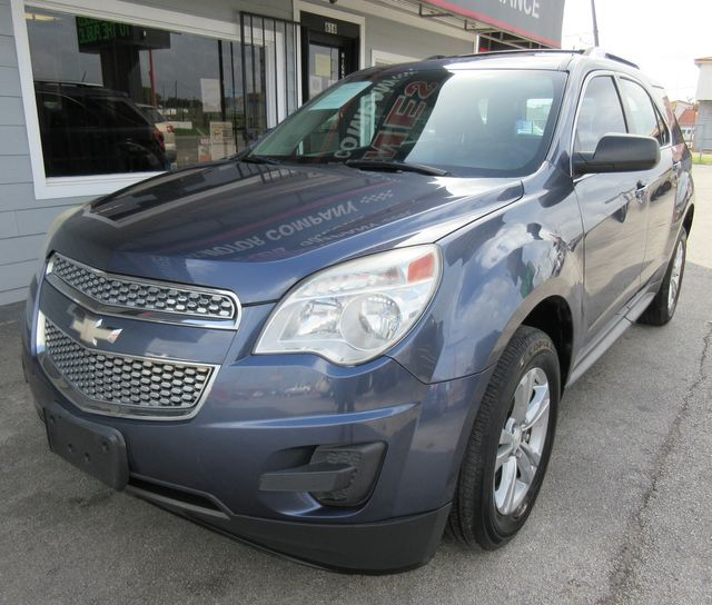 2013 Chevrolet Equinox LS south houston, TX 1