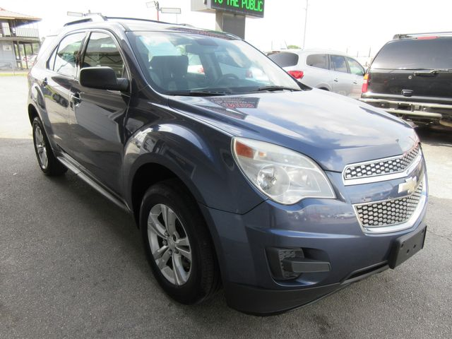 2013 Chevrolet Equinox LS south houston, TX 4