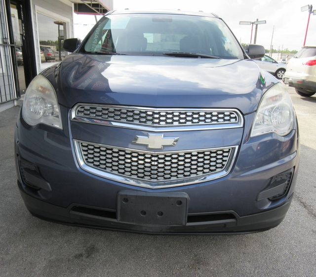 2013 Chevrolet Equinox LS south houston, TX 5