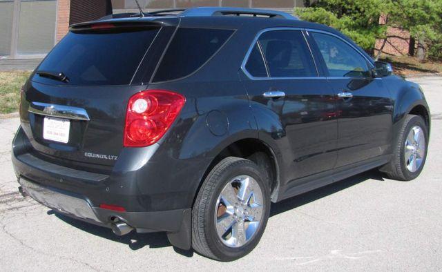 2013 Chevrolet Equinox LTZ St. Louis, Missouri 4