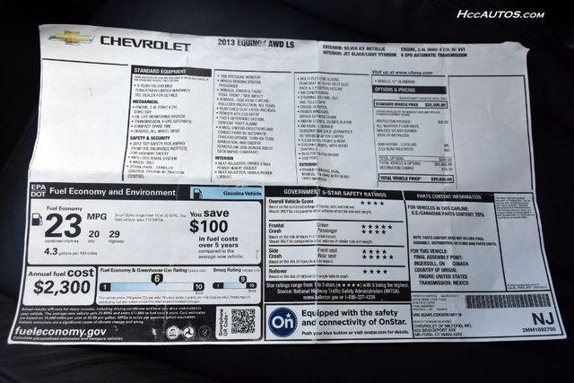 2013 Chevrolet Equinox LS Waterbury, Connecticut 1