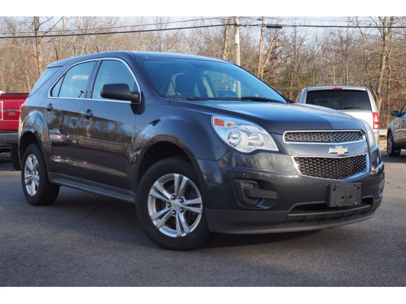 2013 Chevrolet Equinox LS | Whitman, Massachusetts | Martin's Pre-Owned