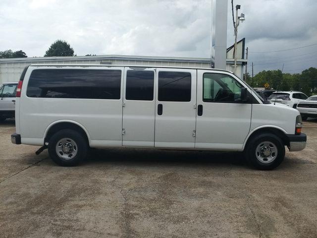2013 Chevrolet Express 15 Passenger LT Houston, Mississippi 2