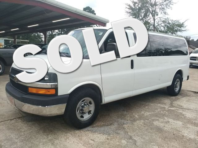 2013 Chevrolet Express 15 Passenger LT Houston, Mississippi