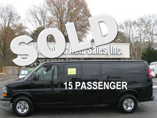 2013 Chevrolet Express 15 Passenger LT Richmond, Virginia
