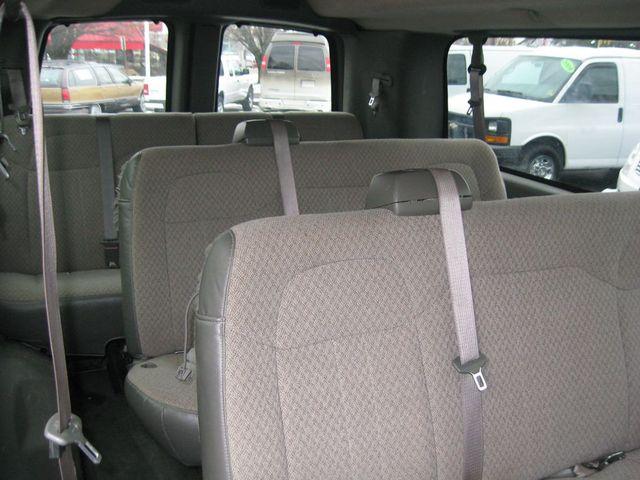 2013 Chevrolet Express 15 Passenger LT Richmond, Virginia 15