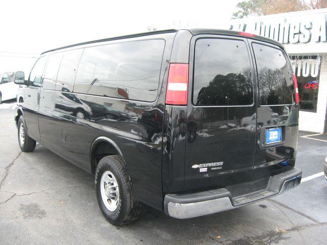 2013 Chevrolet Express 15 Passenger LT Richmond, Virginia 7