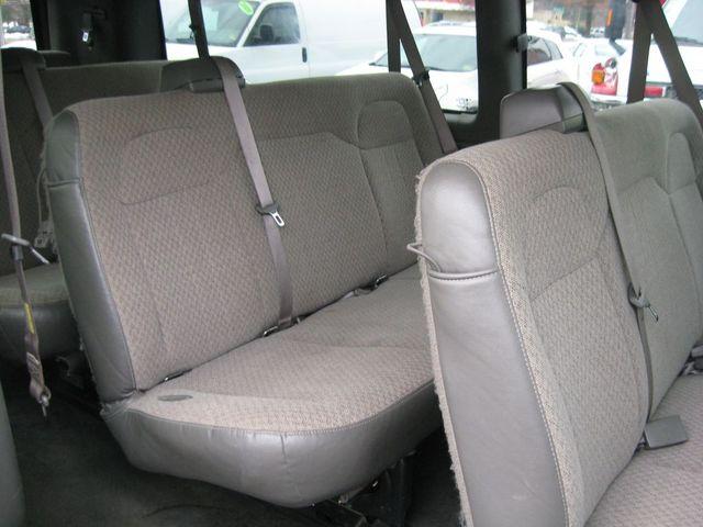 2013 Chevrolet Express 15 Passenger LT Richmond, Virginia 14