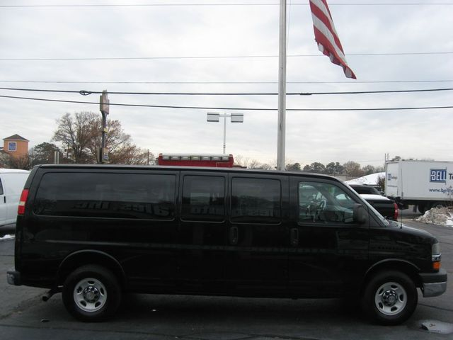 2013 Chevrolet Express 15 Passenger LT Richmond, Virginia 4