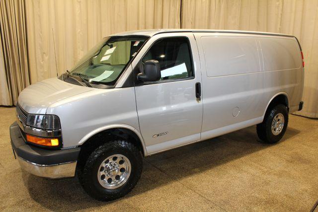 2013 Chevrolet Express Cargo Van 4x4 quigley quigley in Roscoe IL, 61073