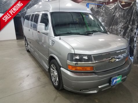 2013 Chevrolet Express Cargo Van G2500 9 Pass, Explorer Limited SE Converstion in , ND