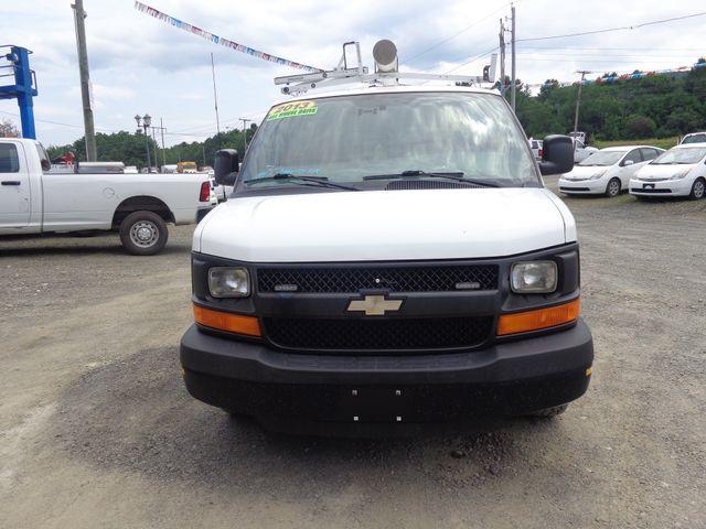 2013 Chevrolet Express Cargo Van Hoosick Falls, New York 1