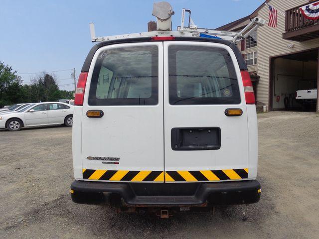 2013 Chevrolet Express Cargo Van Hoosick Falls, New York 3