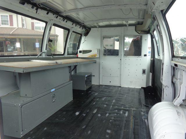 2013 Chevrolet Express Cargo Van Hoosick Falls, New York 4