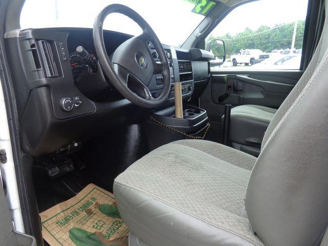 2013 Chevrolet Express Cargo Van Hoosick Falls, New York 5