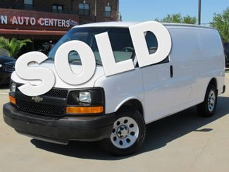 2013 Chevrolet Express Cargo Van 1500   Houston, TX   American Auto Centers in Houston TX