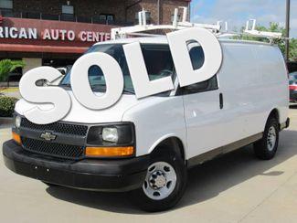2013 Chevrolet Express Cargo Van 2500   Houston, TX   American Auto Centers in Houston TX