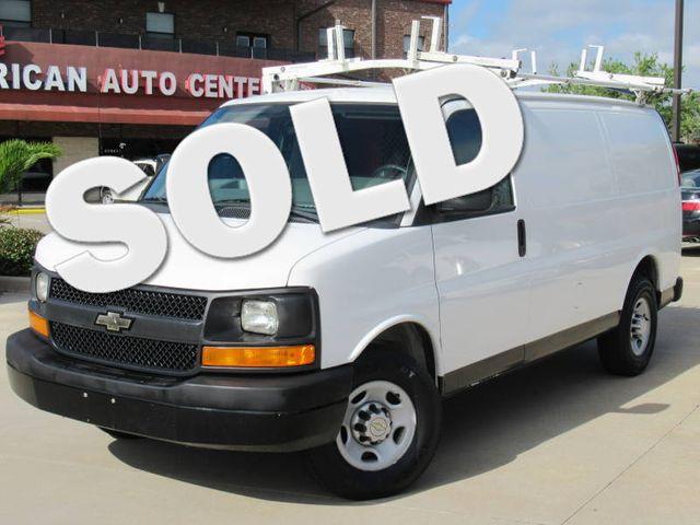 2013 Chevrolet Express Cargo Van 2500 | Houston, TX | American Auto Centers in Houston TX