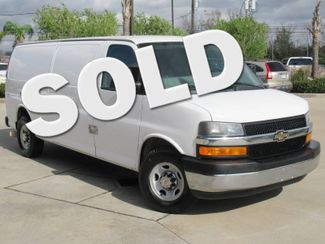 2013 Chevrolet Express Cargo Van 3500 Diesel | Houston, TX | American Auto Centers in Houston TX