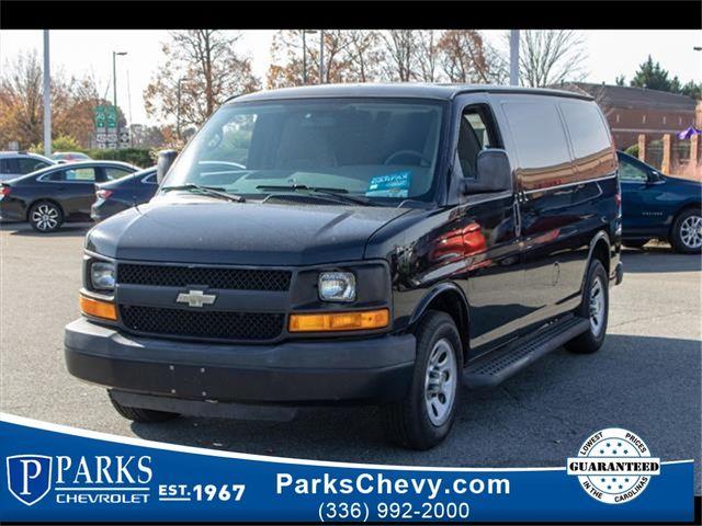2013 Chevrolet Express Cargo Van Work Van