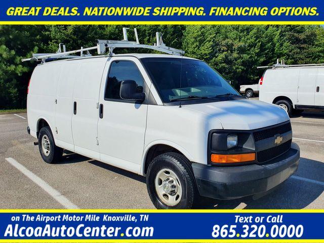 2013 Chevrolet Express Cargo Van G2500 4.8L V8