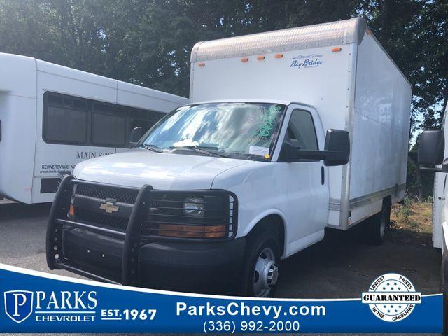 2013 Chevrolet Express Commercial Cutaway Work Van