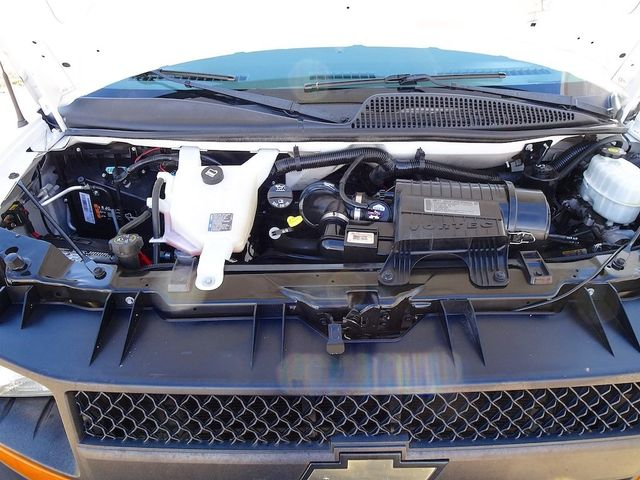 2013 Chevrolet Express Commercial Cutaway Work Van Madison, NC 32