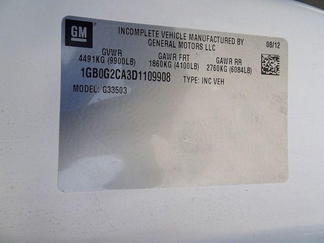2013 Chevrolet Express Commercial Cutaway Work Van Madison, NC 36