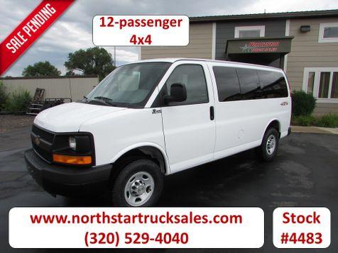 2013 Chevrolet Express 12-Passenger 4x4 Van  in St Cloud, MN