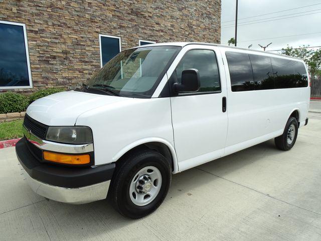 2013 Chevrolet Express Passenger LT